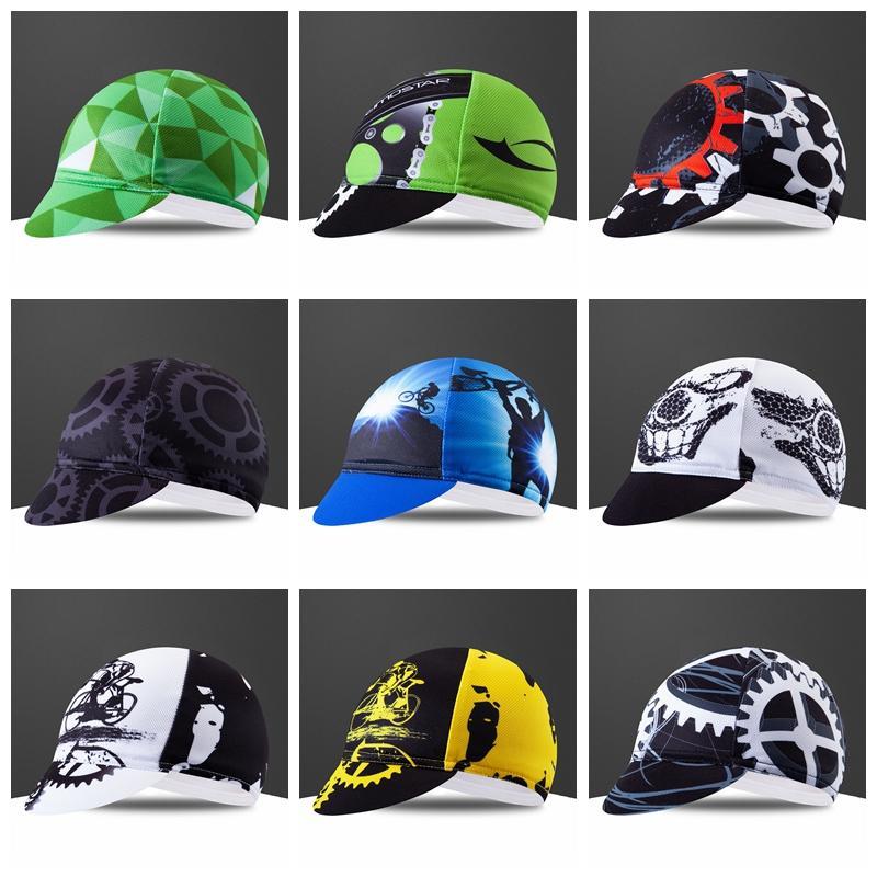 Wimostar-gorro de Ciclismo Unisex, de secado rápido, para hombre y mujer, sombrero de Ciclismo de montaña, sombrero de pirata en el interior