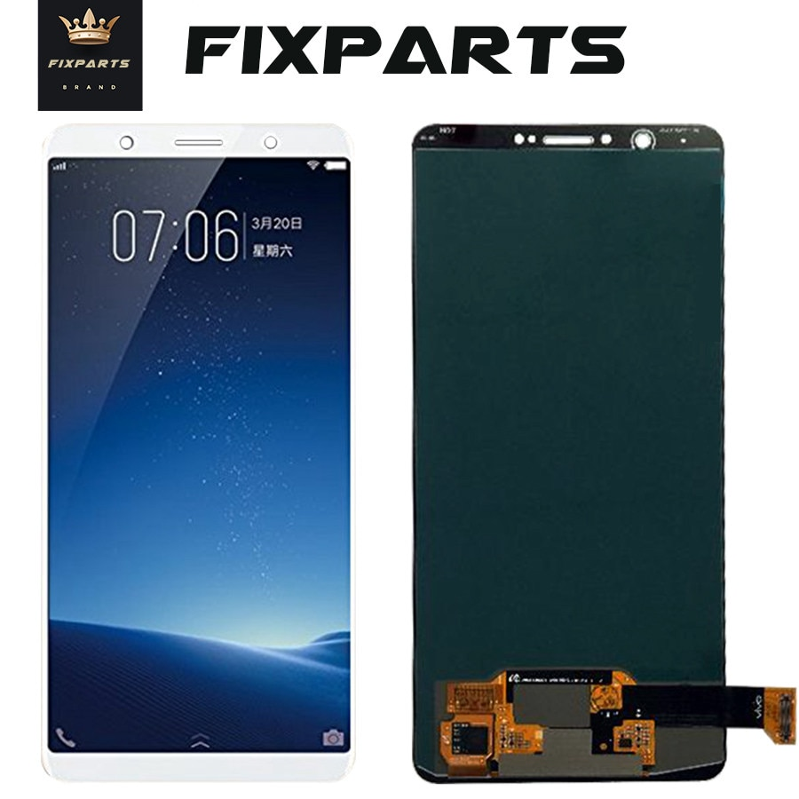 "Original 6,01 ""LCD para Vivo X20 LCD X20 Plus con montaje de digitalizador con pantalla táctil reemplazo X 20 más envío gratis"