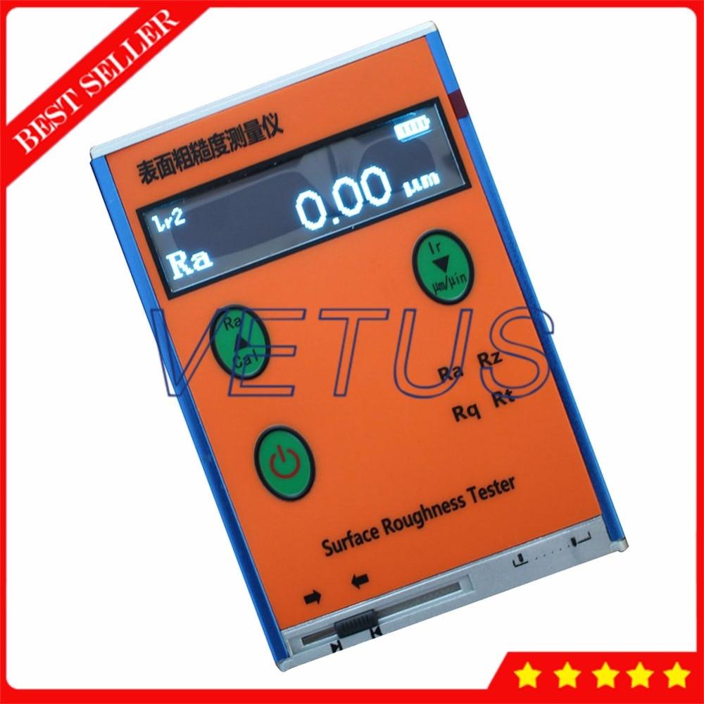 4 المعلمات قياس صك SH-170 خشونة السطح المحمولة surftest profilometer الملف المقياس مع را rz rq rt قياس