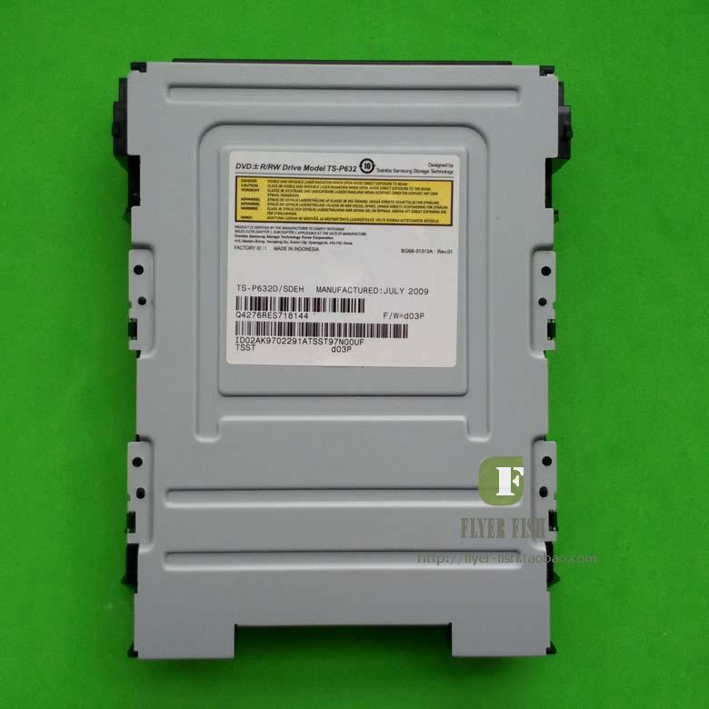 Nuevo modelo de unidad DVD + R/RW para TS-P632D/SDEH controlador de registro TS-P632D cargador de recolección óptica TS P632D TS-P632