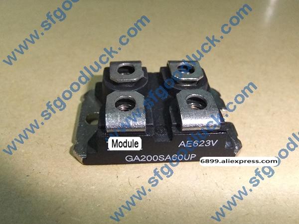 GA200SA60UP Insulated Gate Bipolar Transistor Ultrafast Speed IGBT 600V 100A 4-Pin SOT-227 Weight of module:30g