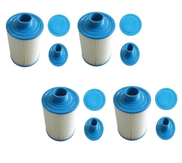 4 قطعة/الوحدة الإستحمام سبا فلتر ل Jazzi بركة 2011 النسخة ، Wellis ، Grandform ، خرطوشة تصفية يناسب jazzi سبا SKT سلسلة