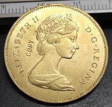Pièce de monnaie pour copie or   20 Dollars, Canada 1967