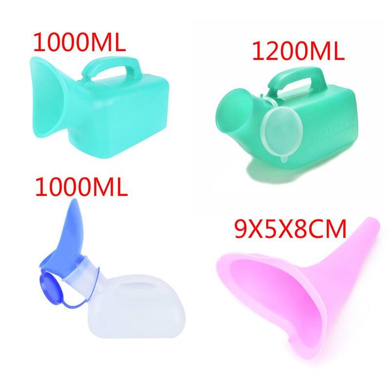 Embudo mingitorio portátil para mujer, dispositivo para acampar en la orina, inodoro femenino para micción de viaje, mujeres, soporte y orina suave