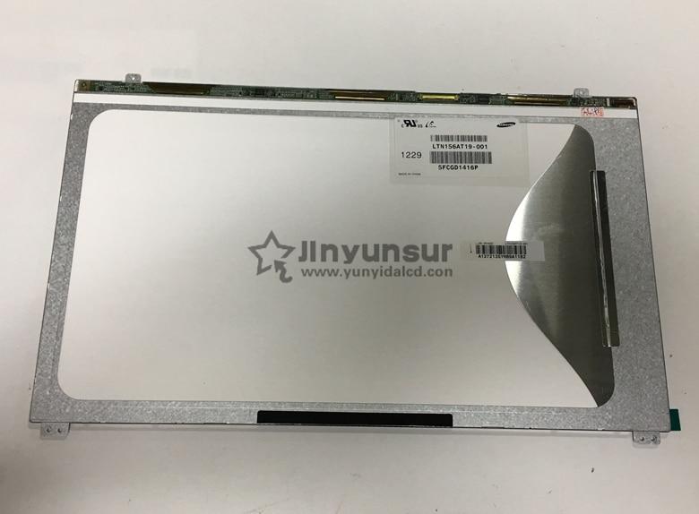 15.6 polegada LEVOU LTN156AT19 LTN156AT19-001 LTN156AT18 N156BGE-L52 N156BGE-L62 N156BGE-L51 Para Samsung NP300E5A Laptop ecrãs LCD