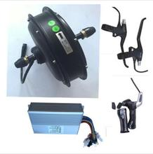 1500 watt 48 v elektrische fahrrad motor kit elektrische bürstenlosen hub motor für fett bike elektrische bike kit hinten rad motor