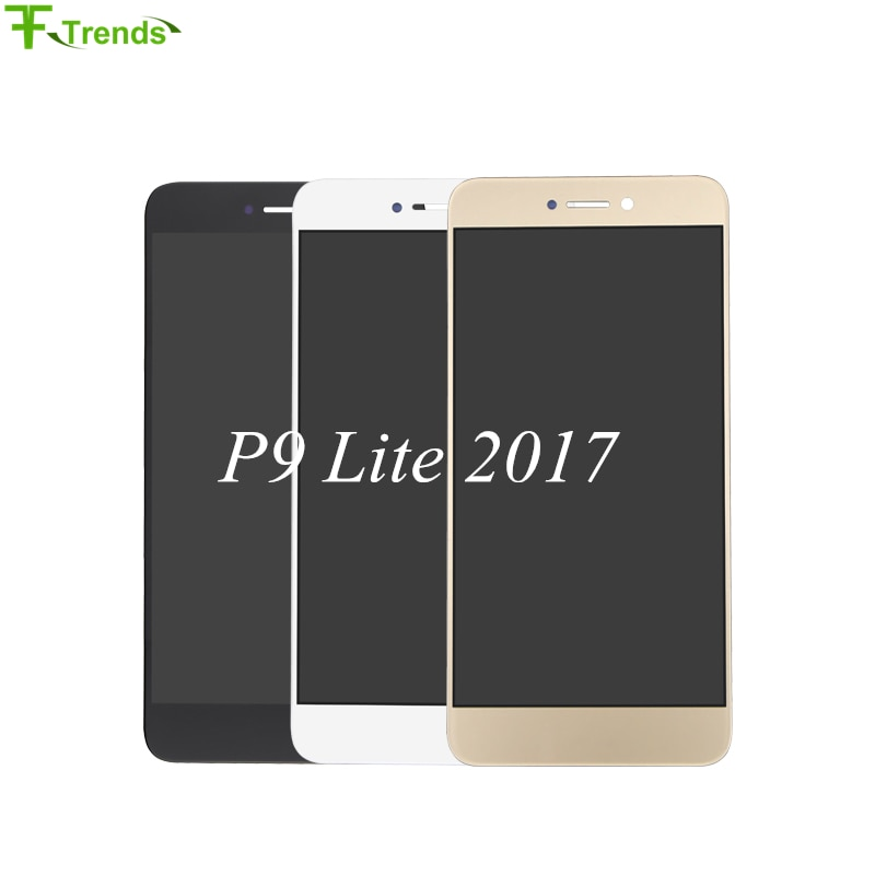 """Fftrends 5 pcs 5.2 """"Display 1920x1080 Para Huawei PRA P9 Lite 2017 Display LCD de Toque Digitador Da Tela LA1 LX1 LX2 LX3 Substituição"""