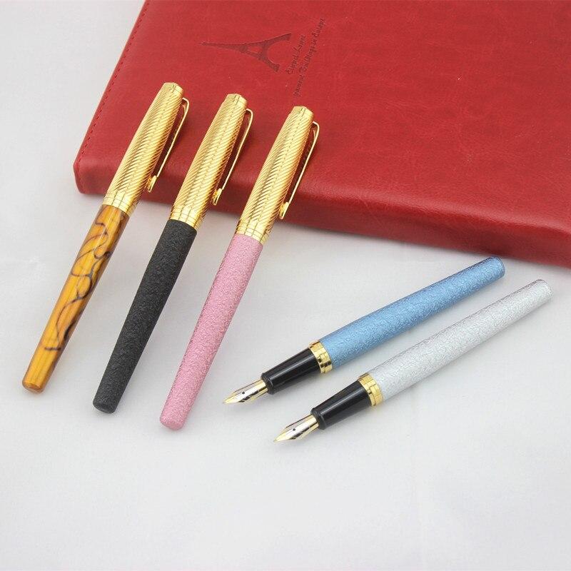 Ручка перьевая металлическая с чернилами, 8051 мм, 1,0 мм