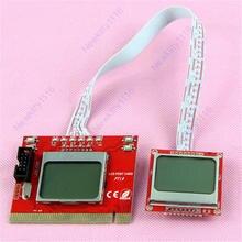 Heißer-Verkauf PCI PCI-E mini PCI-E LPC Motherboard Diagnostic Test Diagnostic Analyzer Post Test Debug-Karten für Laptop und desktop