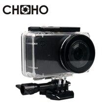 Mi jia boîtier étanche plongée 45 M boîtier de protection boîtier de protection pour Xiao mi mi ni mi Jia 4 K mi ni accessoires de caméra Sport intelligente
