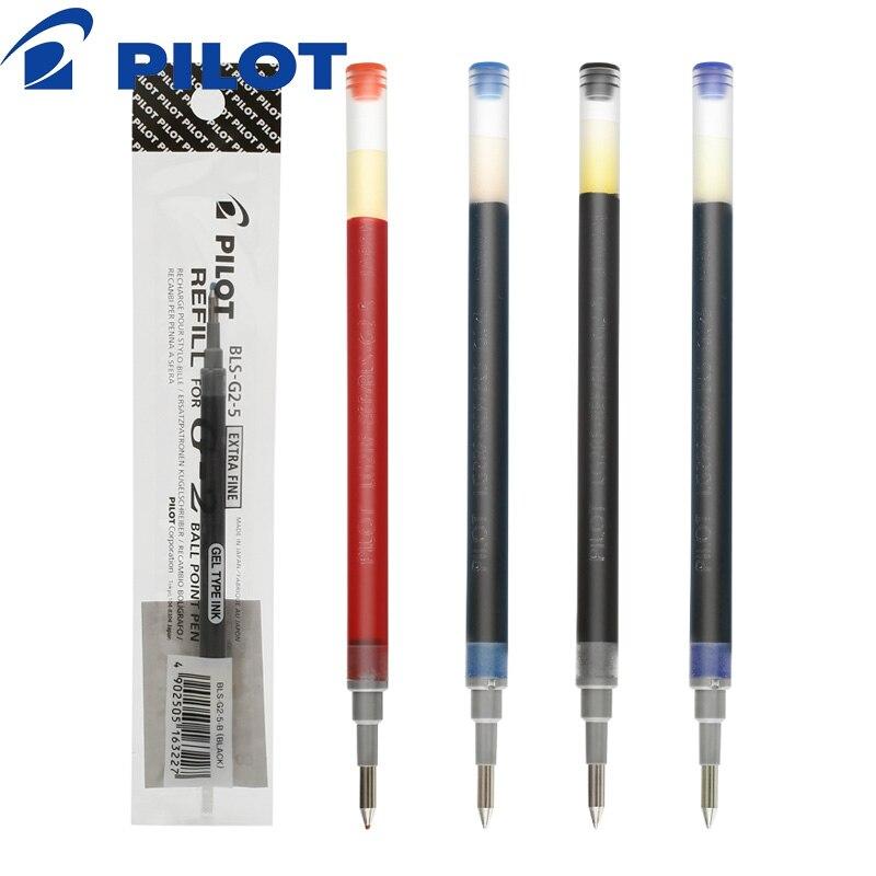 12 teile/los Gel Tinte Refill Original Japan Pilot BLS-G2-5 0,5 büro und schule schreibwaren großhandel w/TRACKING