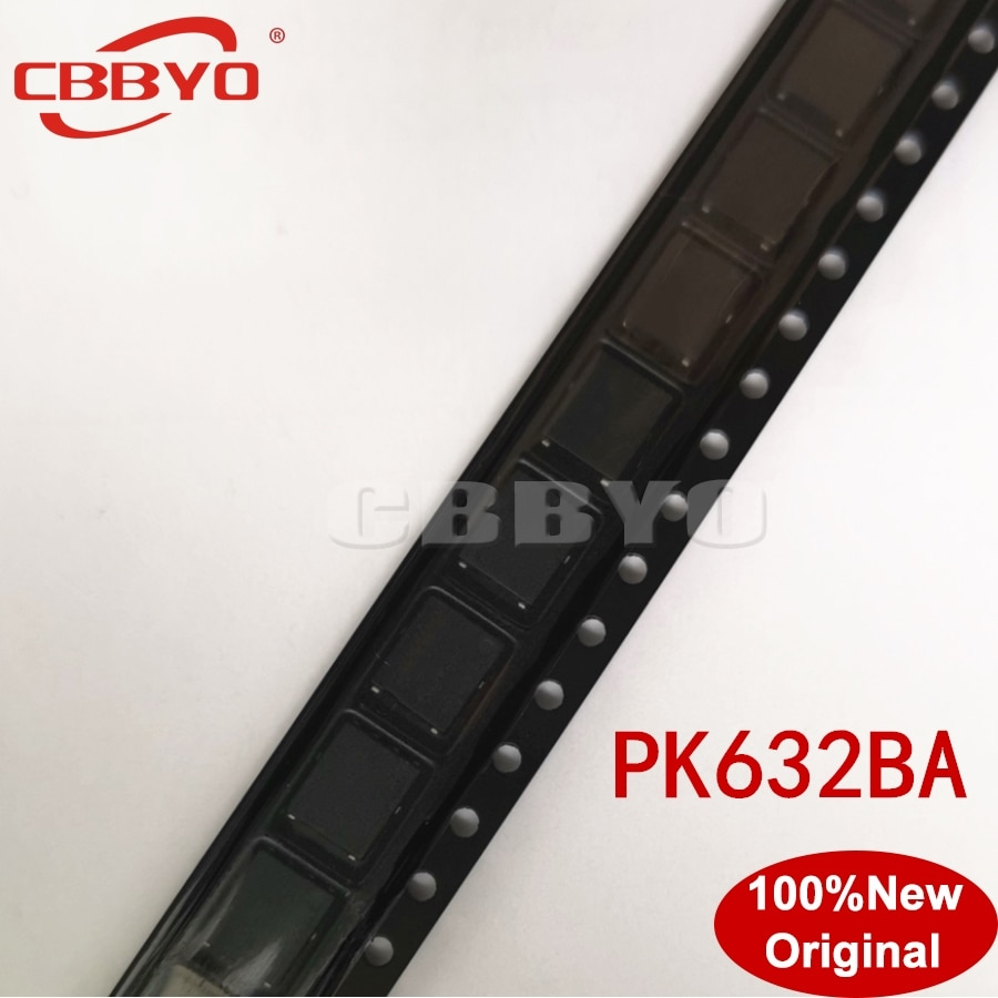 10pcs 100% New PK632BA PK6328A QFN-8