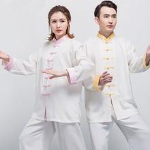 USHINE HM01 فريد تصميم الصينية نمط الملابس الداخلية تانغ دعوى فنون الدفاع عن النفس تاي تشي الكونغفو موحدة الدعاوى الووشو الملابس