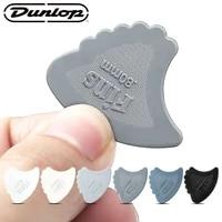 dunlop guitar picks nylon fins plectrum mediator bass mediator acoustic electric classic guitar parts accessories 0 42 1 07mm