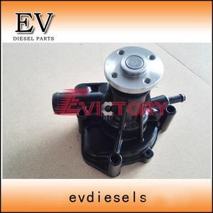 For forklift or excavator Yanmar 4D84 4TNE84 4TNV84 water pump 129100-42002
