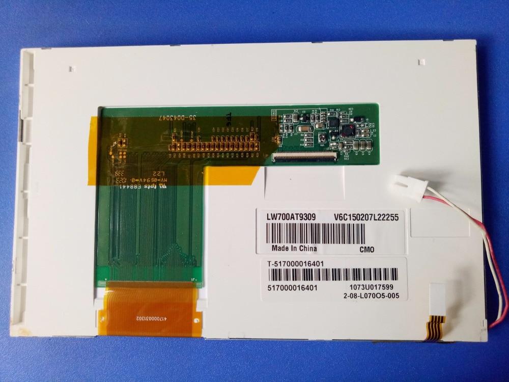 LW700AT9309 lcd painel de exibição de tela