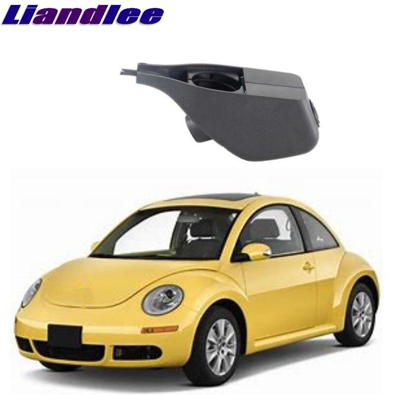 Liandlee para Volkswagen Beetle/Bjalla 2001 ~ 2010 récord de WiFi DVR Dash Cámara conducción grabadora de vídeo