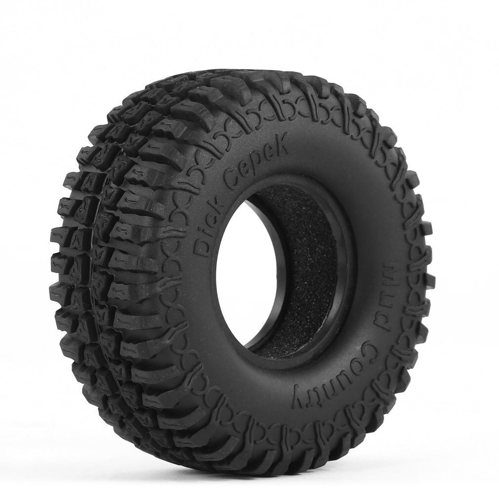 4 piezas AUSTAR 3020 RC coche neumáticos 1,9 pulgadas Juego de neumáticos de goma para RC4WD D90 CC01 1/10 RC Rock neumático de coche de escalada de orugas 2018 nuevo