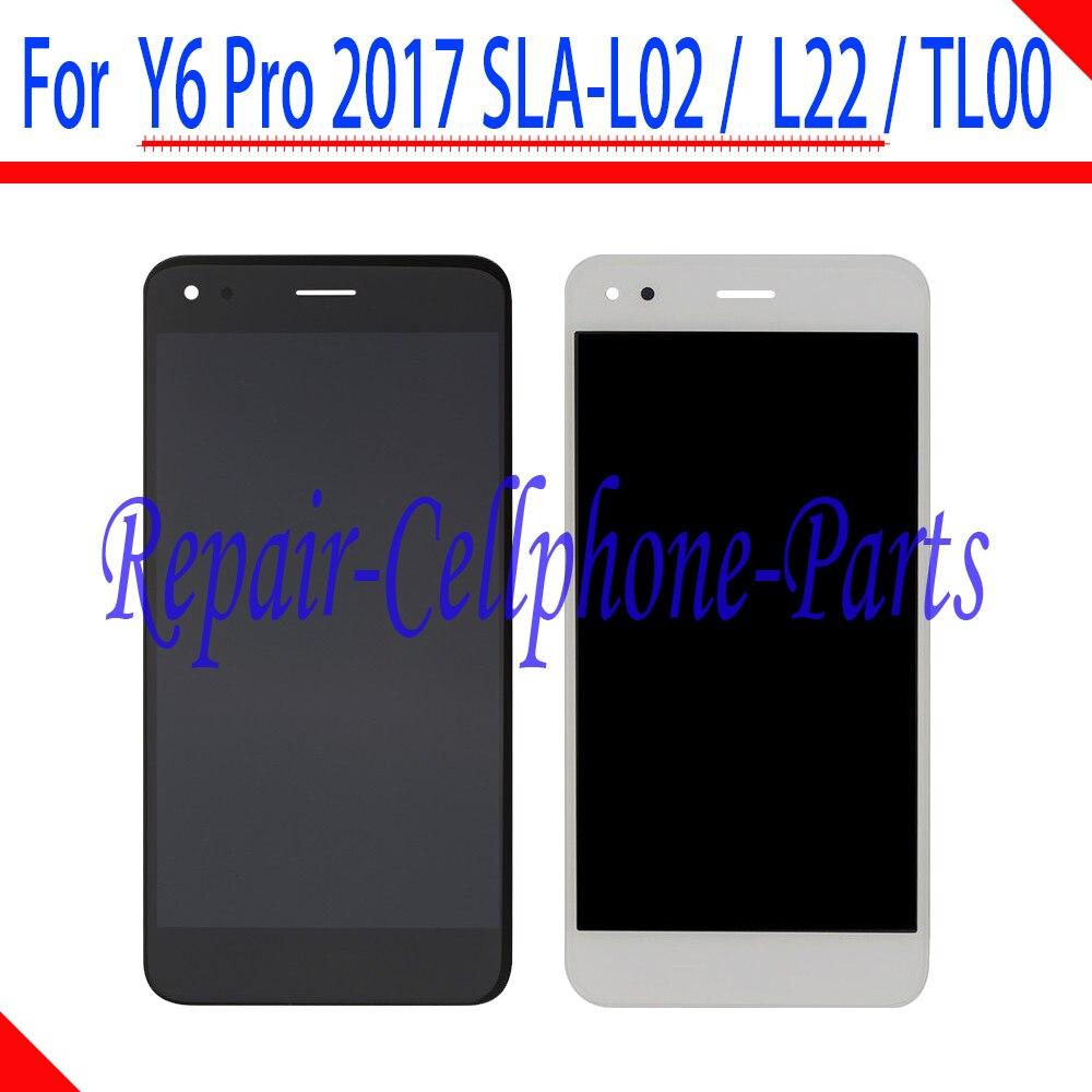 5.0 inch Full LCD DIsplay+Touch Screen Digitizer Assembly For Huawei Y6 Pro 2017 SLA-L02 SLA-L22 SLA-TL00