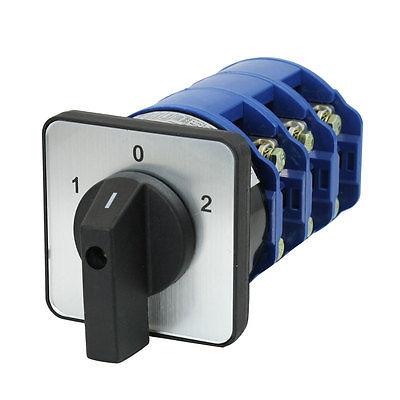Ui 660 فولت إيث 160A on/off/on 3 الوظيفة الروتاري كاميرا التحول التبديل LW28-160/3