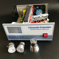 ultrasonic generator 900W 220V 17khz/20khz/25khz/28khz/30khz/33khz/40khzHigh Stability Variable Frequency Ultra Power Generator