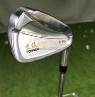 TourOK Golf Irons NAMATETSU NT300 Forged Golf set 4-9P Irons with nspro 950R shaft