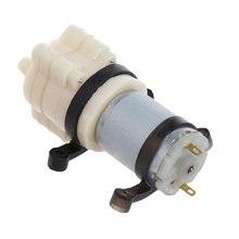 Mini-pompe à diaphragme à amorçage 12V   Micro pompes pour distributeur deau 90 mm x 40 mm x 35 mm aspiration Max 2m