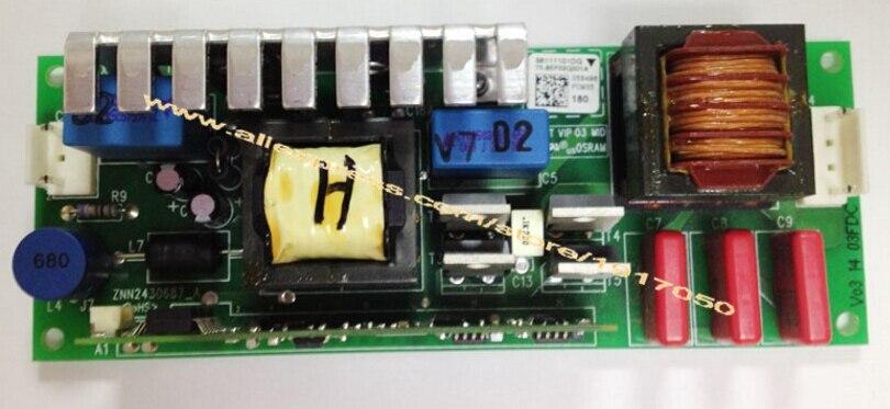Balasto para proyector VIP180W para tablero de controlador de lámpara ViewSonic PJD6211