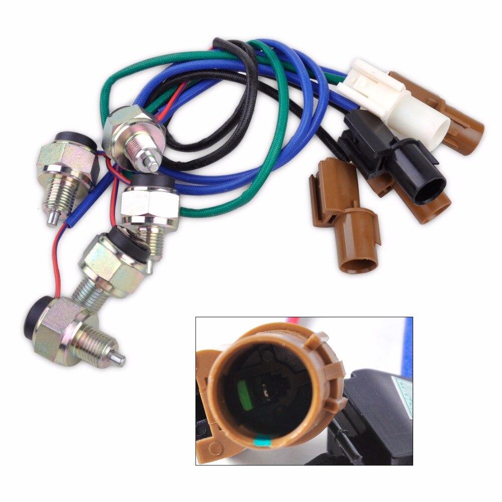 DWCX un Kit 5 uds transferencia T/F caso interruptor MR580151 MR580152 MR580153 MR580154 para Mitsubishi Montero Pajero 2003 2004 2005