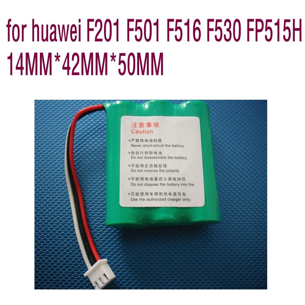 3.6 mah 1500 v para huawei F201 F501 F516 F530 FP515H fixo fixo Sem Fio Embutido de Alta qualidade Bateria Li-ion