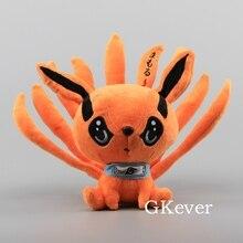 Naruto Uzumaki Kyuubi Kurama Negen Tales Fox Demon Knuffel Pop 9 ''Fluffy Knuffels