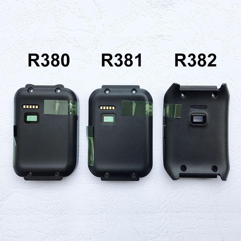 ZUCZUG, nuevo para Samsung Gear 2 R380 R381 R382, carcasa trasera, carcasa para puerta trasera, carcasa