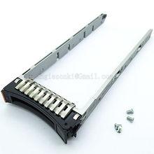 "NEW 45W2106 / 45W2107 / 45W8687 2.5"" SAS HDD Hard Drive Tray Caddy for IBM Storwize V3700 V3500 Server"