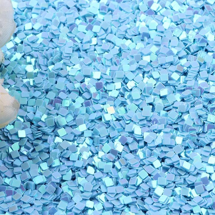 2mm 10g Platz Lose Pailletten Pailletten Nähen Für Hochzeit Dekoration Glitter Pailletten DIY Sammelalbum Handwerk Kleidung Decor Konfetti