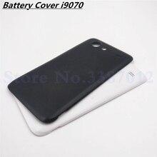 4.0 pour Samsung Galaxy S Advance GT-i9070 i9070 logement couverture arrière batterie arrière porte Fundas pièces de rechange
