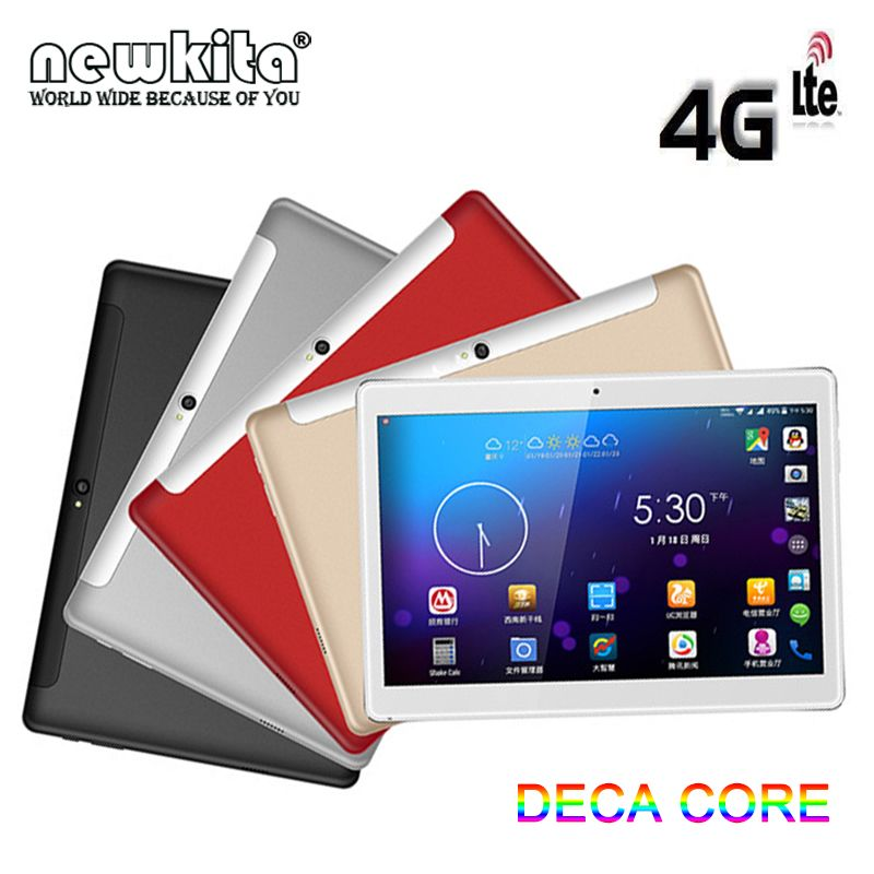 10,1 zoll MT6797 Deca Core Tablet PC Android 7,0 P + G 1920*1200 IPS Bildschirm 128GB Rom dual-Band 5G WiFi GPS 3G 4G LTE 10 Core