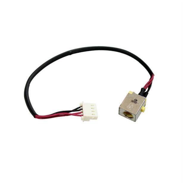 1 Lot / 10 PCS DD0ZRTAD100 For Acer Aspire E5-573 E5-573T F5-571 Power Dc Jack Charging Port Socket