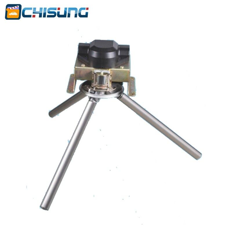 Mecanismo de torniquete de trípode semiautomático torniquetas catracas/tornello meccanismo
