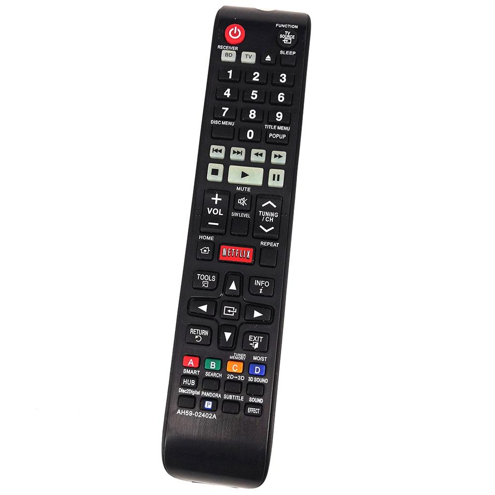 Новая замена AH59-02402A пульт дистанционного управления для Samsung системы домашнего кинотеатра HT-D330K HT-D355K HT-D353HK HT-E4500 HT-E5400/ZA