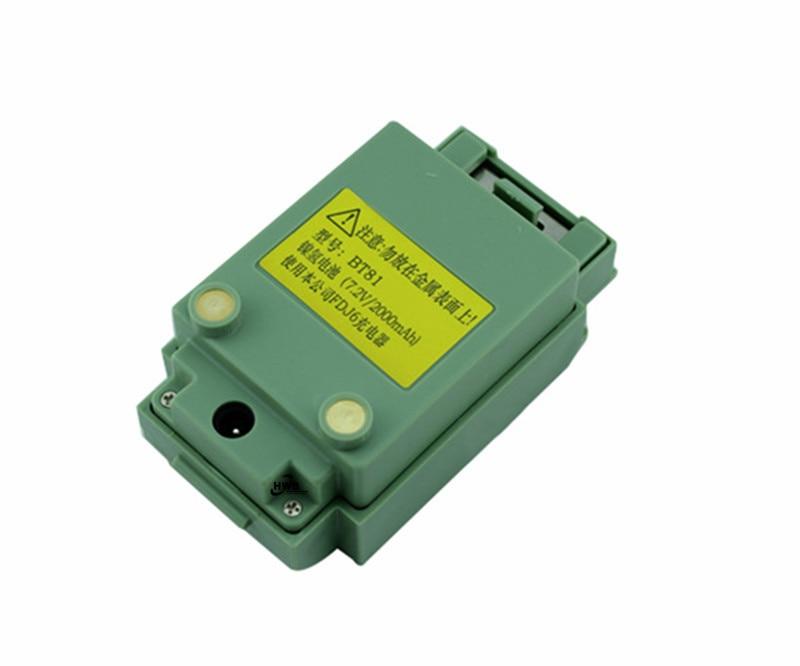 1 ud. Batería FOIF BT81 de alta calidad para FOIF TS680 serie de estación total, 7,2 V 2000mAh