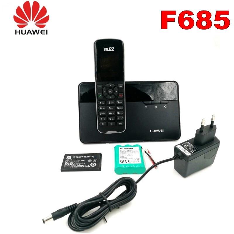 Unlocked New Huawei F685 3G WCDMA Fixed Wireless Terminal With Sim Card Slot
