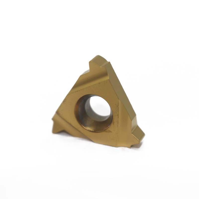 شفرة داخلية ملولبة ، إدراج كربيد ، CNC ، 20 قطعة ، 16IR ، 11BSPT ، LDC