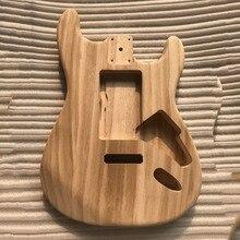펜더 st 스타일 기타 용 미완성 diy 기타 바디 메이플 바디