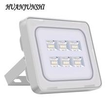 2 pièces 20W projecteur LED extérieur étanche blanc froid projecteur jardin lumière réflecteur LED projecteurs extérieurs IP65 200-240V