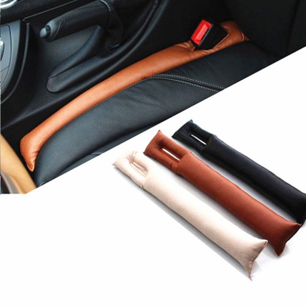 Pegatina de coche para espacio de asiento almohadilla de apertura tapón antifugas para Nissan Juke Nismo shiro Dualis Tiida Qashqai GTS x-trail Accesorios