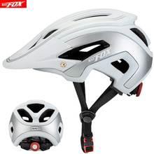 BATFOX casque de cyclisme femmes hommes casque de vélo vtt vélo de montagne route cyclisme sécurité équitation casque sac de rangement casque ultraléger