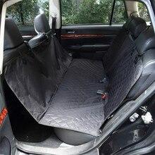 Oxford 600D housses de siège de voiture   Pour siège de voiture, siège de banquette arrière étanche, accessoires de voyage intérieur de voiture, housses de siège de voiture, tapis pour chiens de compagnie