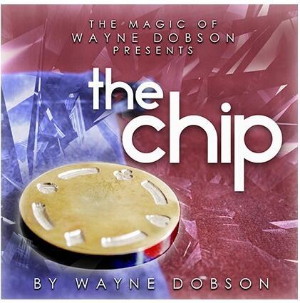 O Chip por Wayne Dobson-truques de mágica