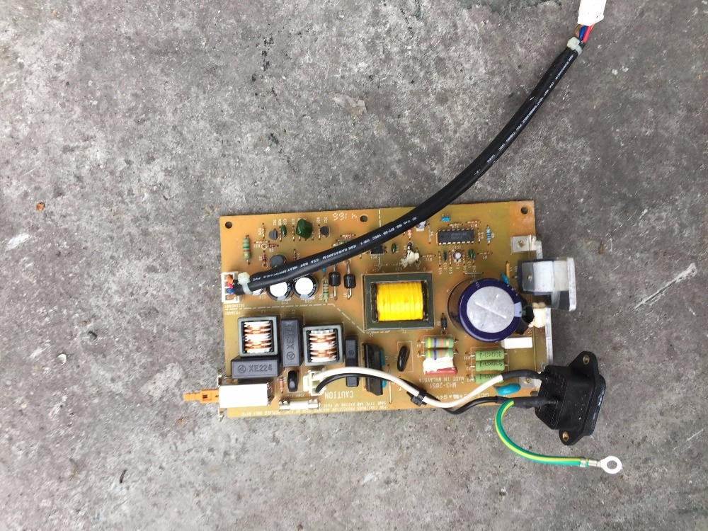 Mh3-2051 امدادات الطاقة مجلس لكانون dr-3080c II اللون طابعة ماسحة 100v فقط أجزاء