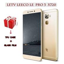 "Letv Le 3 Pro LeEco Le Pro 3X720 Snapdragon 821 5.5 ""Dual SIM 4G LTE Mobiele telefoon 6G RAM 64G ROM 4070mAh NFC"